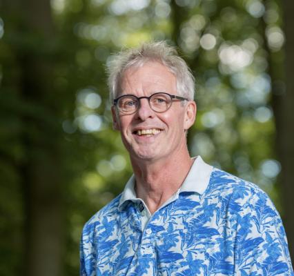 AVLEG-docent beweging Kees der Weduwe