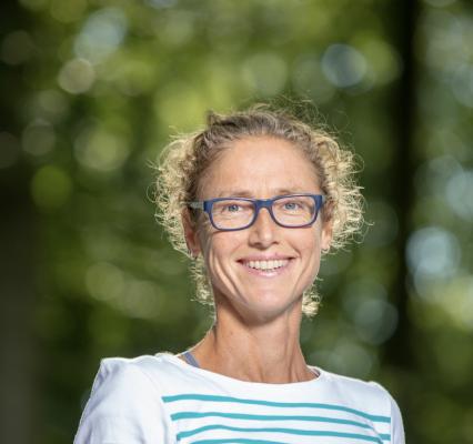 AVLEG-docent beweging Nicole Philippens