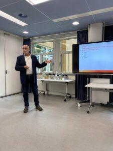 Geert van Hoof - themamiddag artsen